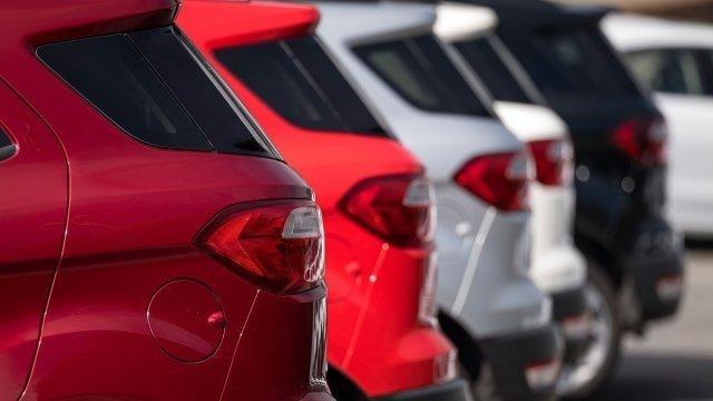 В България продадените през юли нови коли са били с