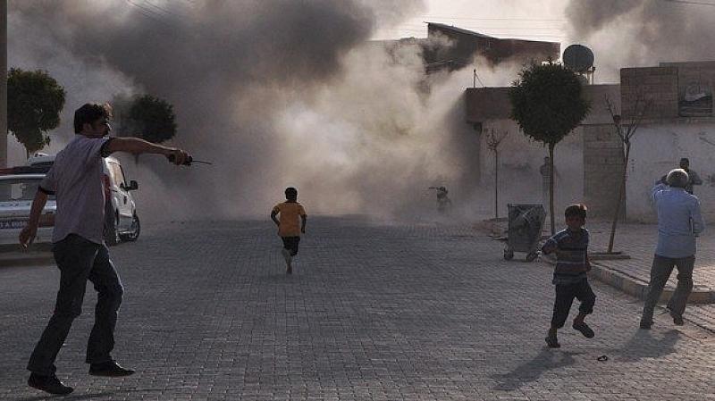 Водят се сражения в Сирия