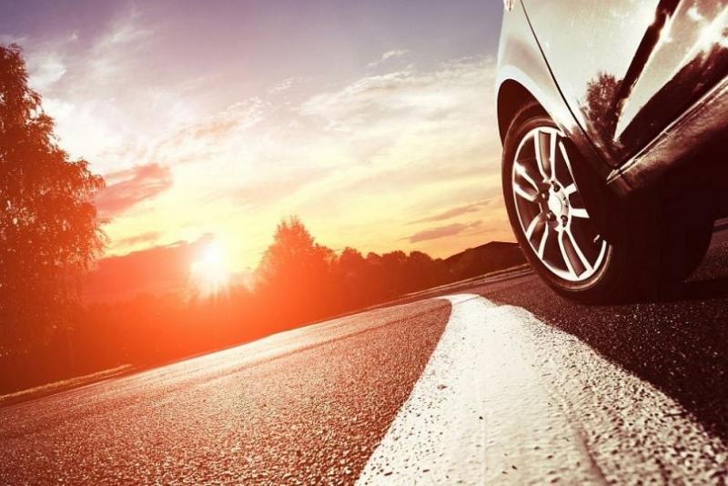 Иззеха откраднат автомобил от Италия в Кърджали,съобщиха от полицията. Лек