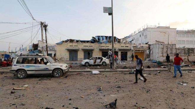 Джихадисти атакували хотел в столицата на Сомалия, популярен сред политици
