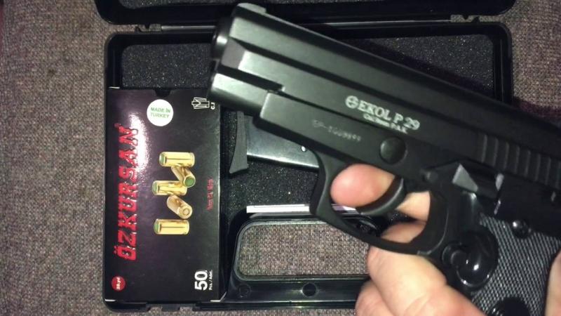 Пистолет е намерен в дома на 25-годишен жител от Лом,