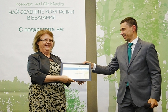 Атомната централа в Козлодуй беше обявена за една от най-зелените