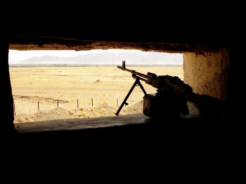Силите за сигурност на страната убиха най-малко 68 талибански бунтовници,