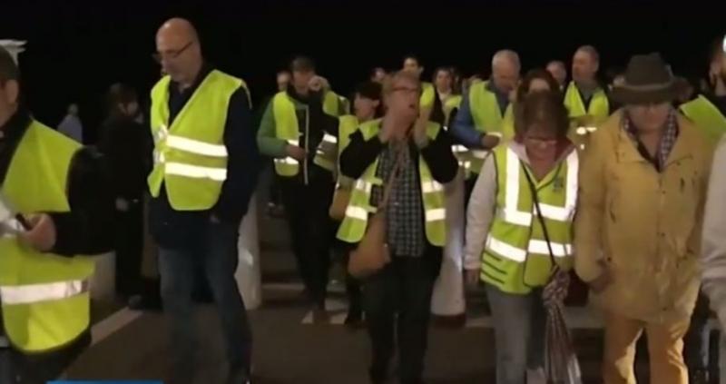 """Втора жертва взеха протестите на """"жълтите жилетки"""" във Франция, предадоха"""