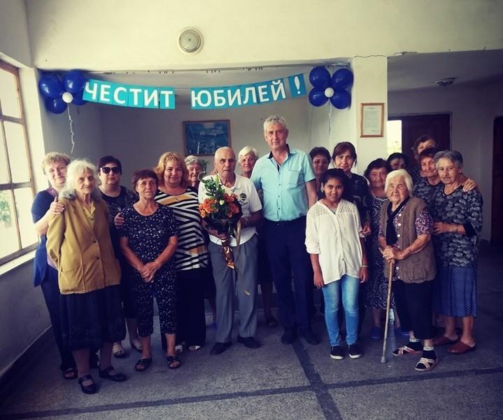 Навръх Илинден в село Крапец бе отбелязана 80-годишнината на местния