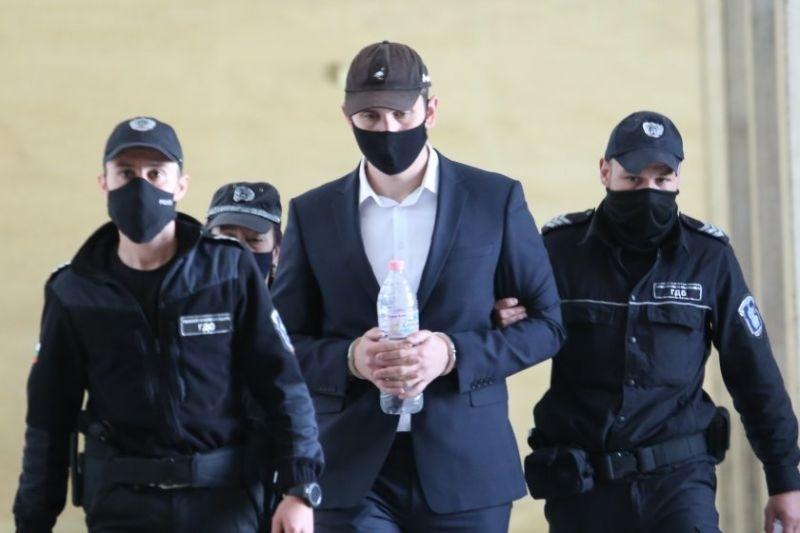 Кристиан Николов, който причини смъртта на журналиста Милен Цветков, е
