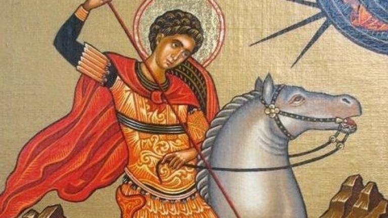 Православната църква чества паметта на великомъченик Димитър Мироточиви Солунски. Той