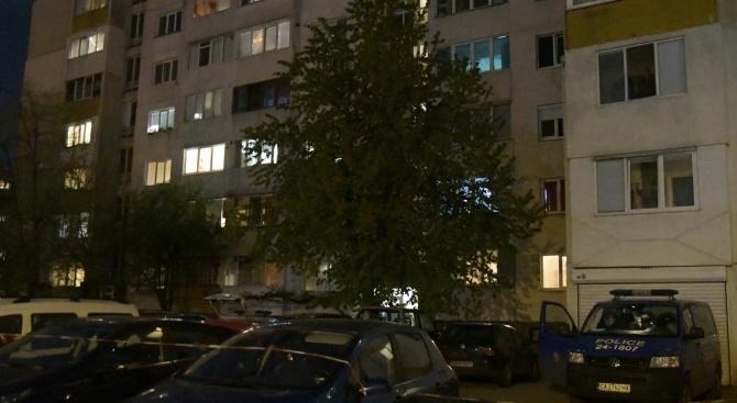 Снимка: Задържаха заподозрян за убийство на жена в столичния квартал Младост