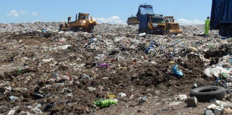 Над 17 200 тона отпадъци са изхвърлени на депото в Монтана за изминалата година