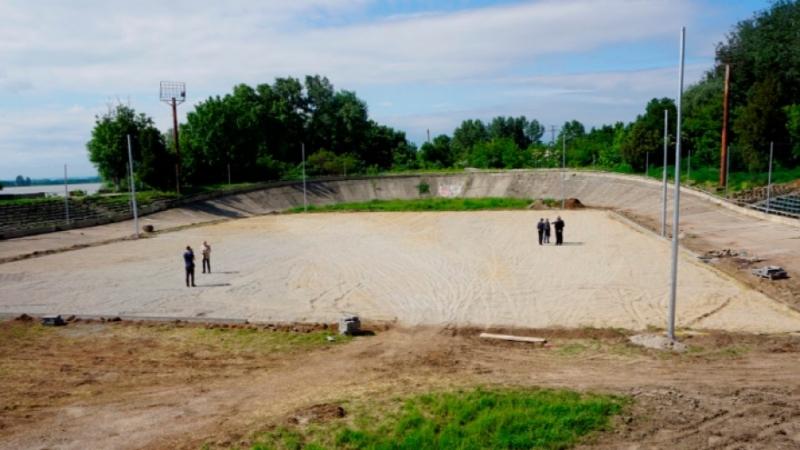 До края на август ще приключи изграждането на комплекса за
