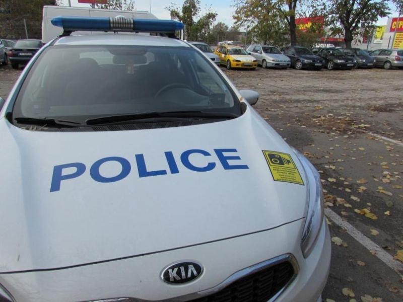 В полицията в Лом е получен сигнал за това, че