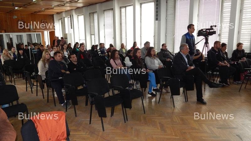 Включиха 80 младежи от Видин в обучителен проект