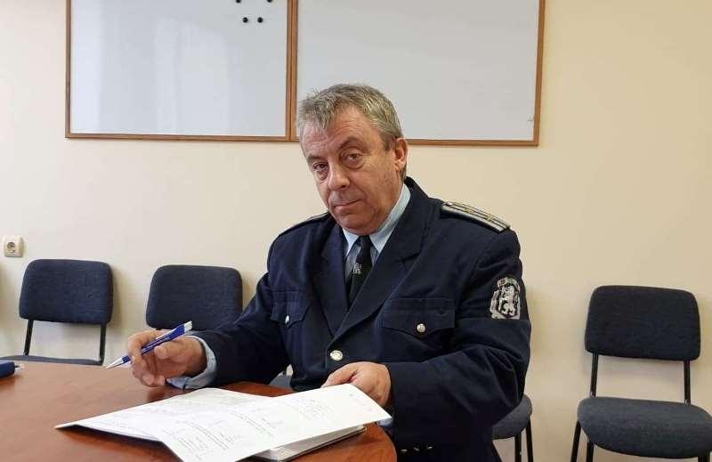 Рокади в КАТ-Враца, вижте кой ще е новият шеф на пътните полицаи