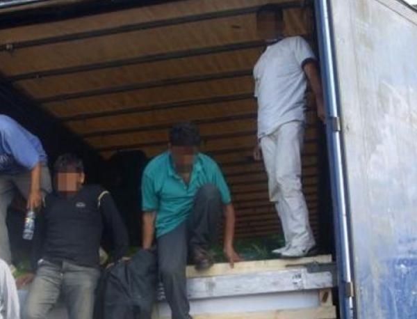 Снимка: Предадоха на съд сириец, опитал нелегално да мине границата при Оряхово