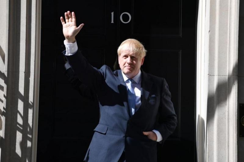 Британският премиер Борис Джонсънпризна, че зрението му се е влошило,