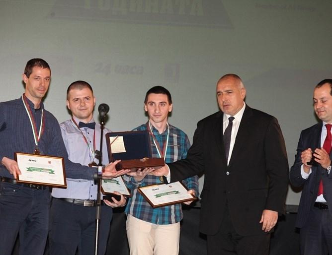 Врачаните Емилиян Кадийски, Тонко Влахов и Тихомир Кръстев бяха обявени