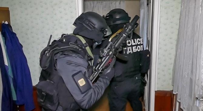 Специализираната прокуратура, ГДБОП и френскитеполицейски и съдебни власти са неутрализирали