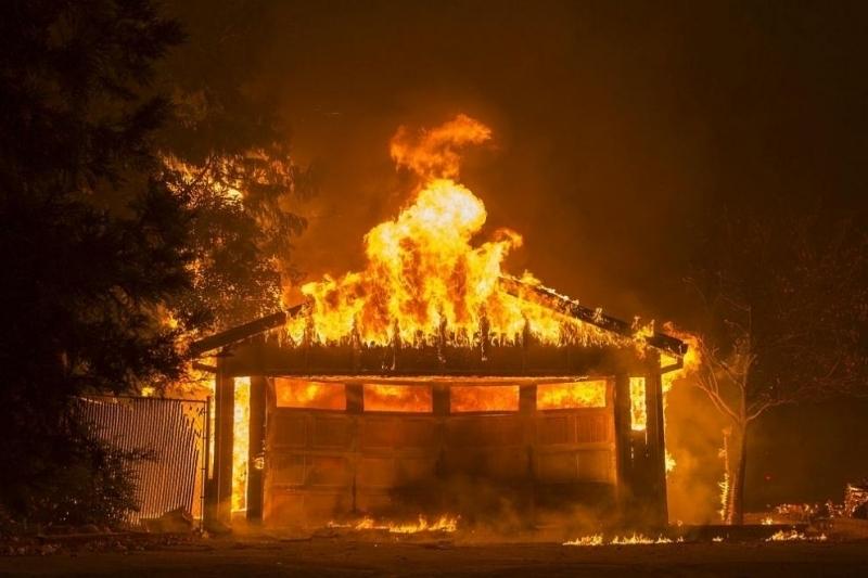 Психично болен е запалил къща в монтанското село Якимово, съобщиха