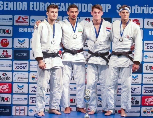 Ивайло Иванов спечели Европейската купа в Германия