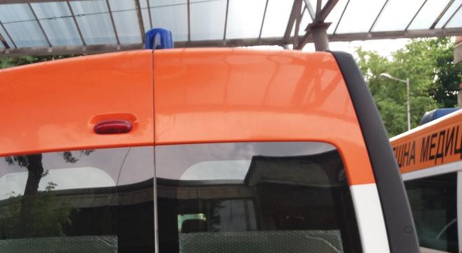 74-годишна бургазлийка е пострадала в автобус на градския транспорт, съобщиха