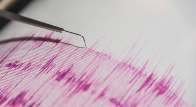 Земетресение в Босна и Херцеговина