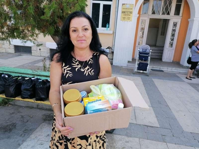 В условията на извардената ситуация община Борован се погрижи и