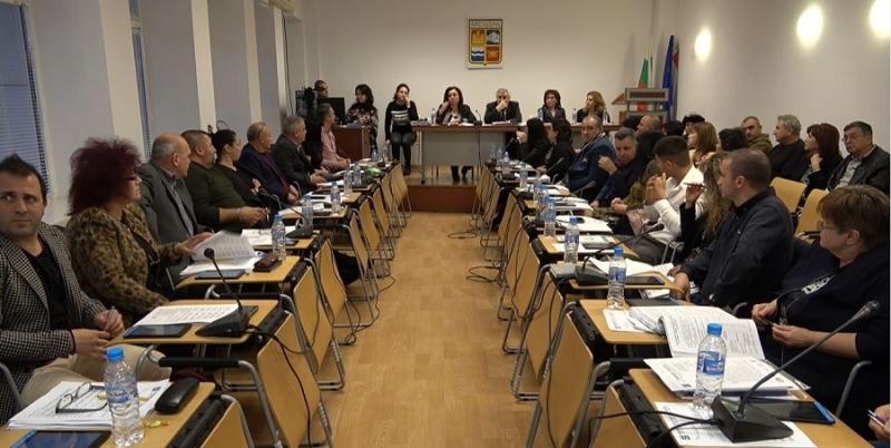 Управителният съвет (УС) на Националното сдружение на общините в Република