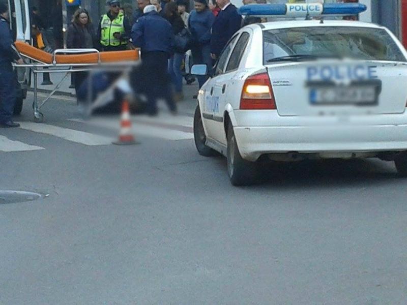 След скандал: Побеснял берковчанин блъсна с колата си софиянец в Замфирово