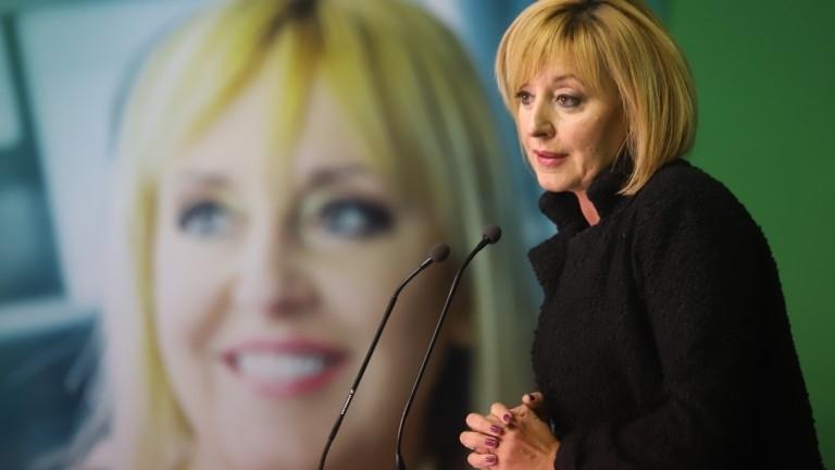 Манолова съди Борисов за 15 000 лева заради предизборната уйдурма