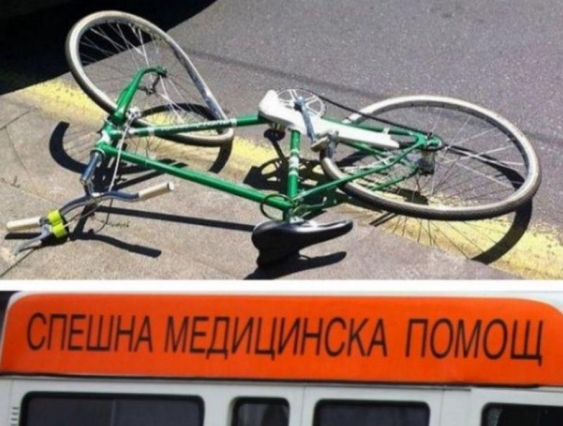 77-годишна велосипедистка е починала, след като е била блъсната от