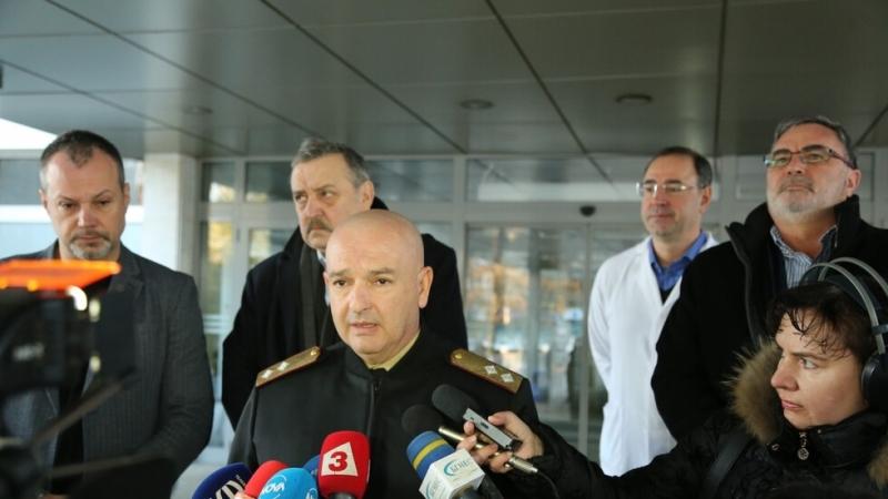 Националният оперативен щаб от днес започва да провежда брифингите си