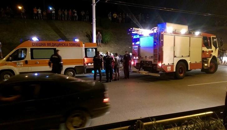 ТИР удари пешеходец в монтанско село, съобщиха от МВР в