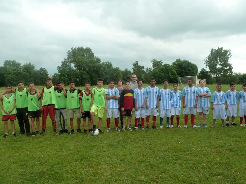 Днес в Борован се състоя финалът на общински футболен турнир