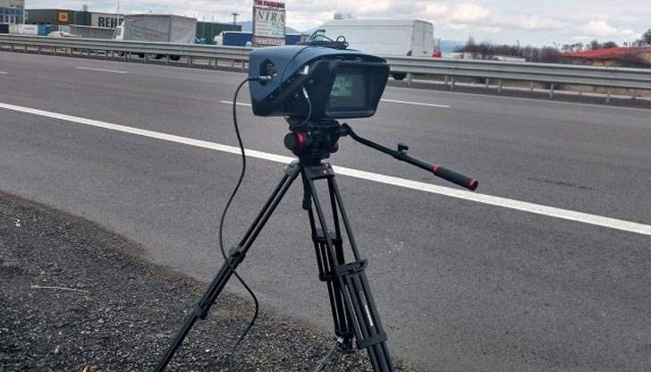 958 нарушения на скоростта на територията на област Враца бяха