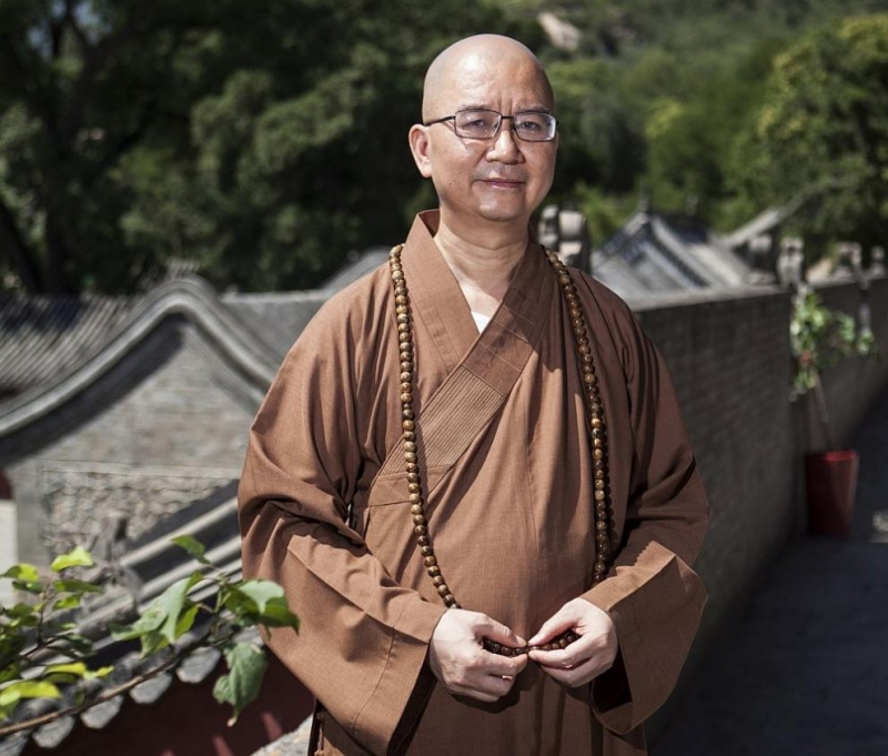 Председателят наБудистката асоциация на Китай, Шъ Сюечън,подадеоставказаради обвинения всексуален тормоз,