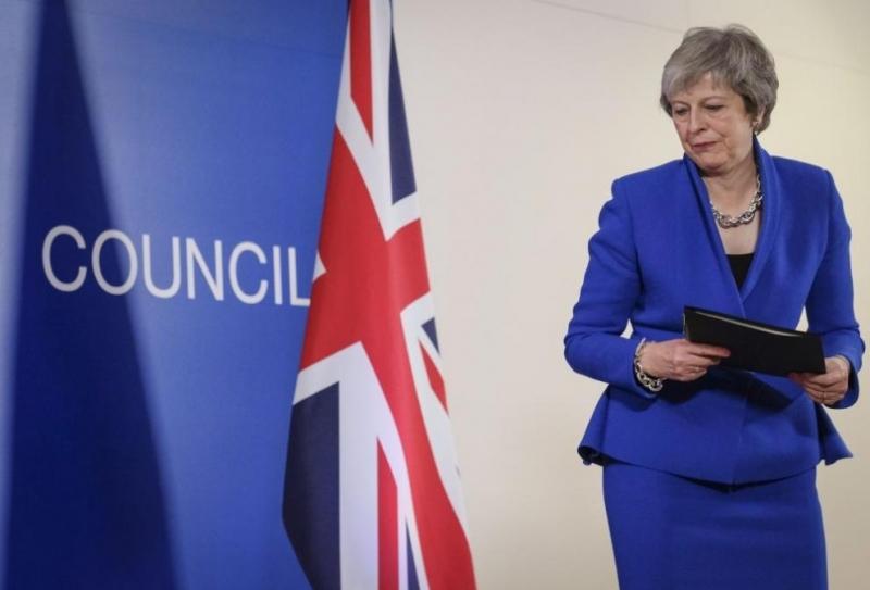 Британската министър-председателкаТереза Мейще изложи противопоставянето си срещу втори референдум за