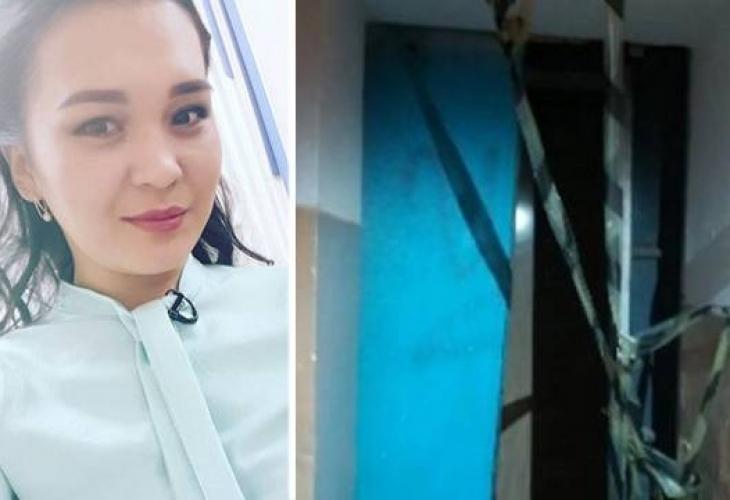 27-годишната тв водеща от Казахстан Айзат Абдисамат е загинала в