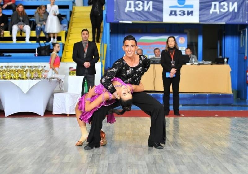 Танцови двойки от Молдова, Словения, Унгария и България триумфираха в