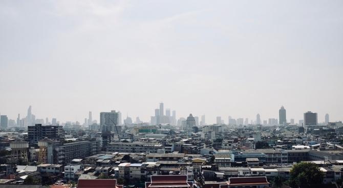 Тайланд може да е следващата държава в Югоизточна Азия, която