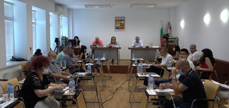 Общинският съвет одобри за финансиране и изпълнение в срок до