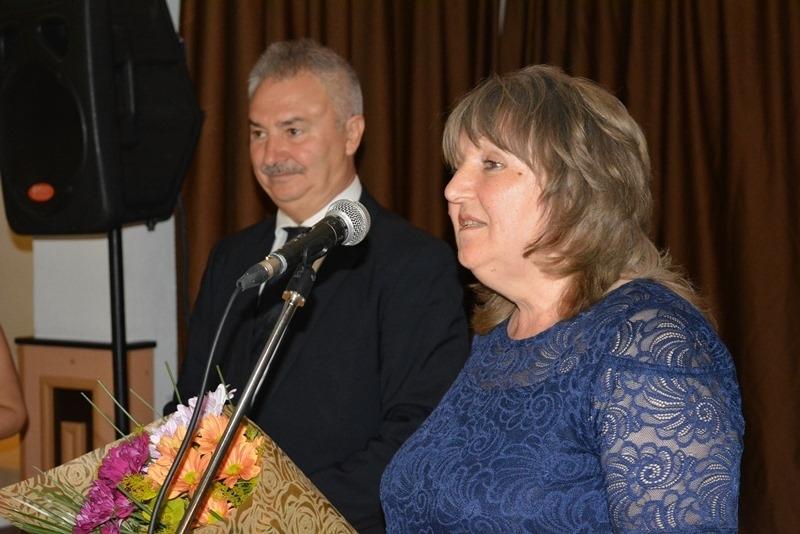 Отличените са 92-годишният доктор - физиотерапевт Георги Б.Георгиев популярен с