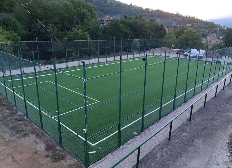 Откриват модерно футболно игрище в село Игнатица