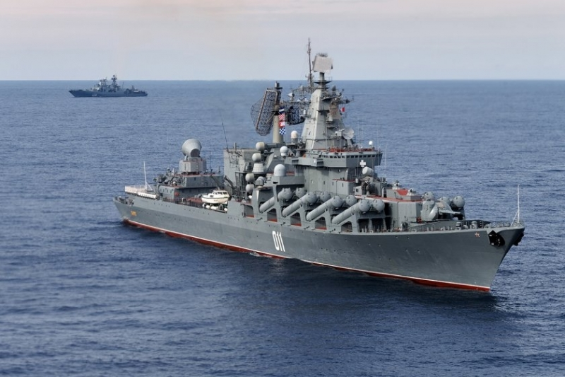 Русия праща кораби с крилати ракети край Сирия