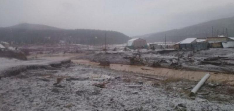 Тежък инцидент в мина за добив на злато в Красноярск.