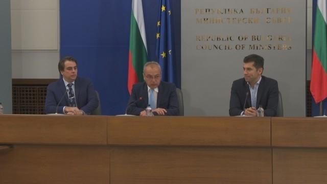 Служебният кабинет представи нови икономически мерки в подкрепа на бизнеса.