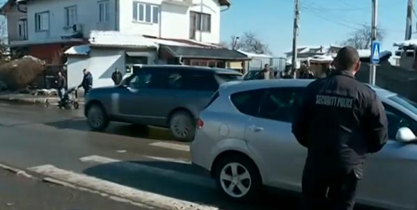 """Кола блъсна дете на пешеходна пътека в столичния квартал """"Христо"""