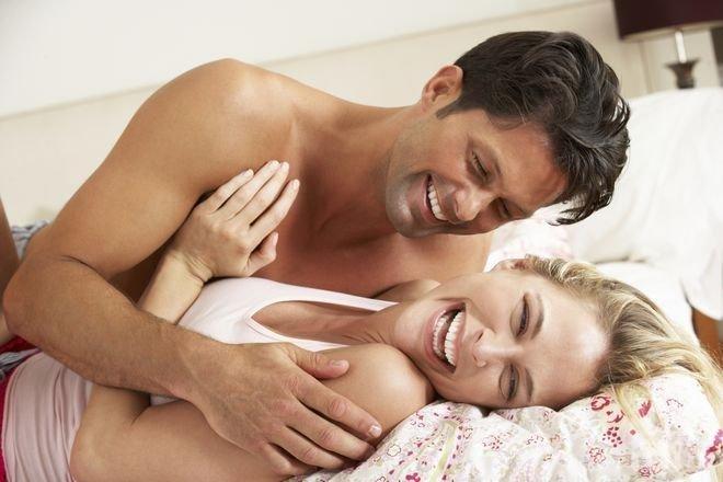 С течение на времето интимният живот за много двойки става