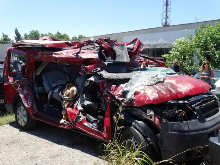 Турският шофьор, който на 1 юли т.г. предизвика мелето с