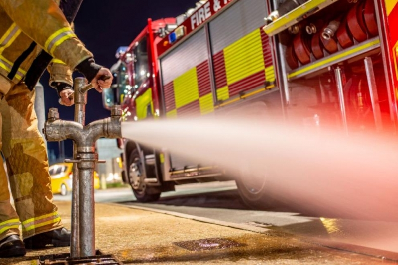 Всички пожари в област Хасково са потушени, съобщи пред БТА