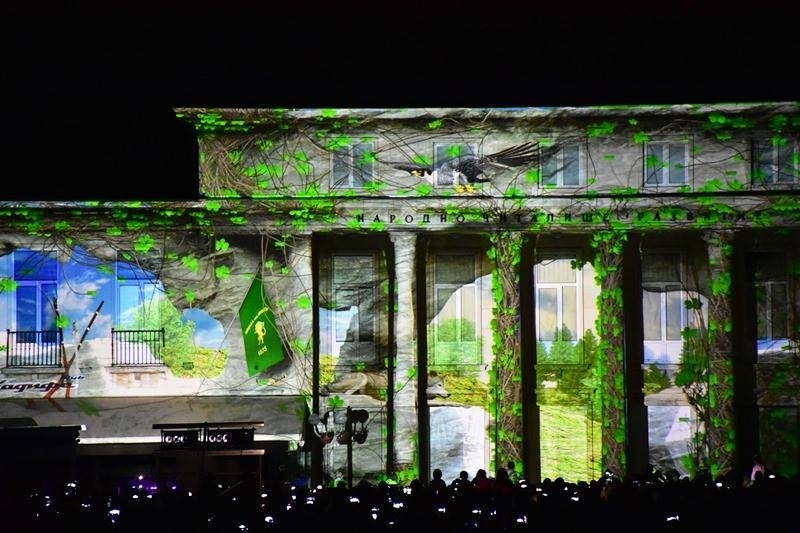 Светлинно-звуково шоу ще пресъздаде историята на славянската писменост и делото